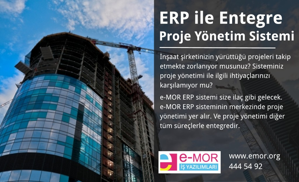 Proje Yönetim Programları