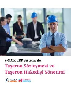 e-MOR Taşeron Sözleşmesi ve Hakedişi Yönetimi - Untitled Page (Copy)