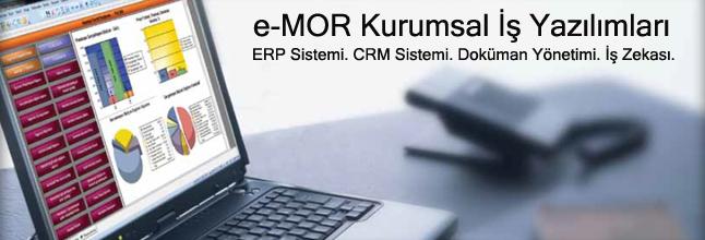 e-mor kurumsal iş yazılımları